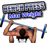 Bench Press Game – Logo