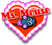Ms. Mouse Logo
