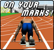 On Your Marks Screenshot